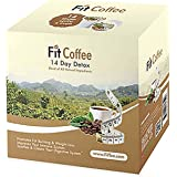 FitTea Fit Coffee 14 Day Detox 14 Day Program
