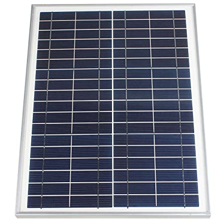 Solar PanelEMMVEE 40WP X36cells Polycrystalline module.