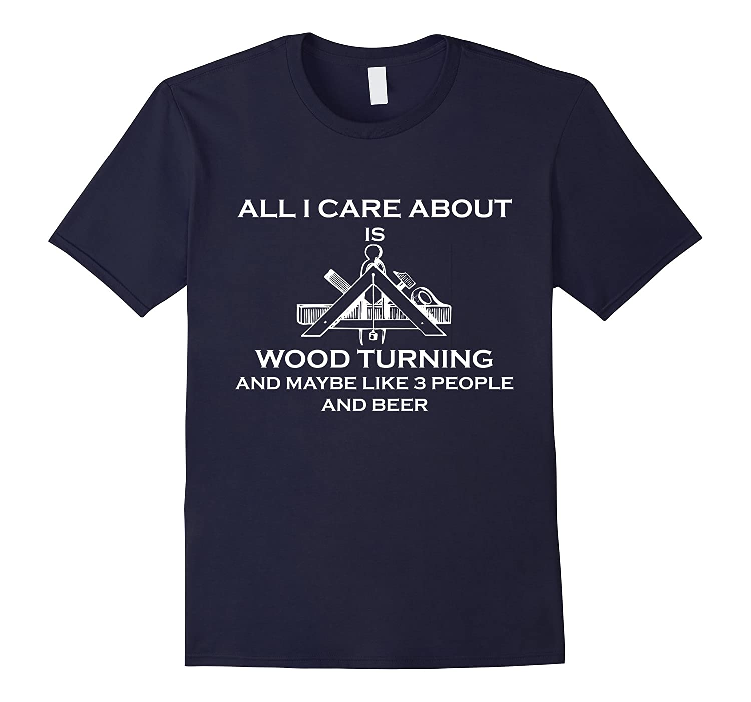 All I Care About is Wood Turning and maybe like 3 people shi-CD