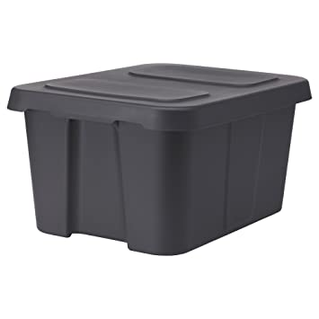 Box mit deckel outdoor