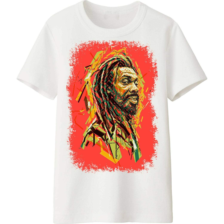 Amazon.com: Reggae T Shirt Design Cool Custom Retro Music ...