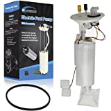 POWERCO High Performance Universal Gas Electric E7094M Fuel Pump With Sending Unit For Chrysler Town Country