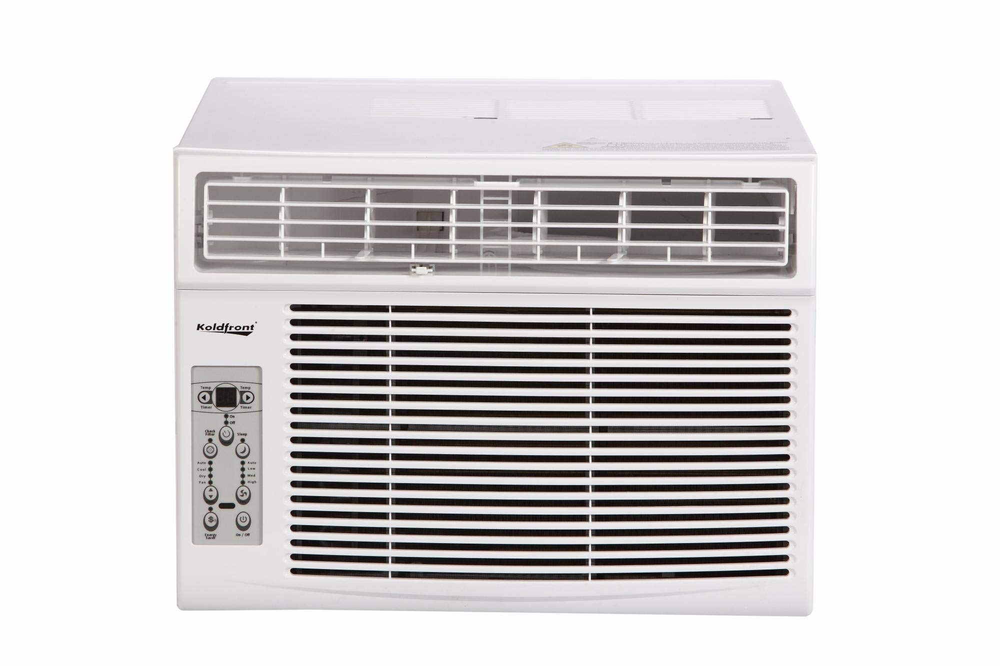 Koldfront WAC10003WCO 10000 BTU 115V Window Air Conditioner with Dehumidifier and Remote Control by Koldfront