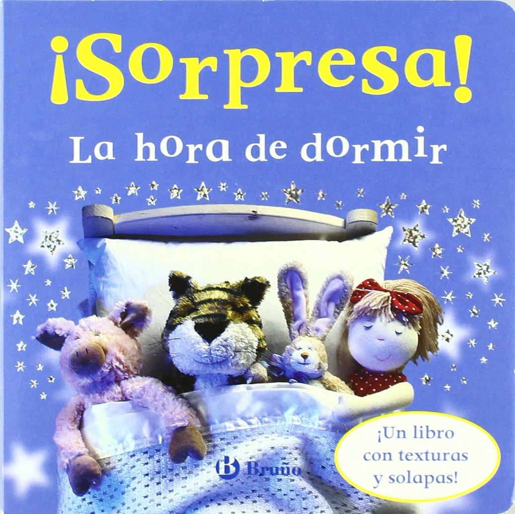 La hora de dormir / Bedtime peekaboo! (Sorpresa! / Peekaboo!) (Spanish Edition): Trini Marull, Cristina Gonzalez, Monica Gago: 9788421681855: Amazon.com: ...