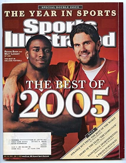 Amazon com: SI: Sports Illustrated December 26, 2005 Best of 2005