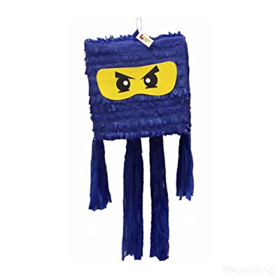Blue Ninja Pinata: Toys & Games