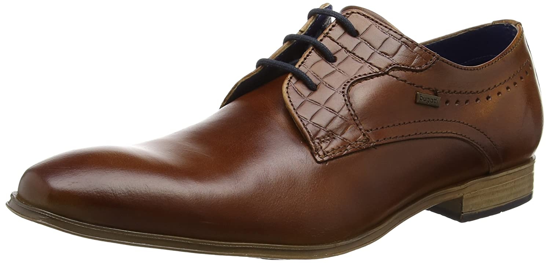 Bugatti 311252022100, Zapatos de Cordones Derby para Hombre