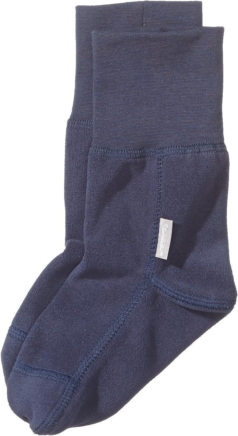 Edad: 2-3 A/ños Marino Azul oscuro Talla: 24 Sterntaler Calcet/ín de lana