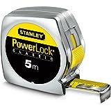 Stanley 1-33-195 Mesure 5 m x 25 mm en ABS Powerlock Classic