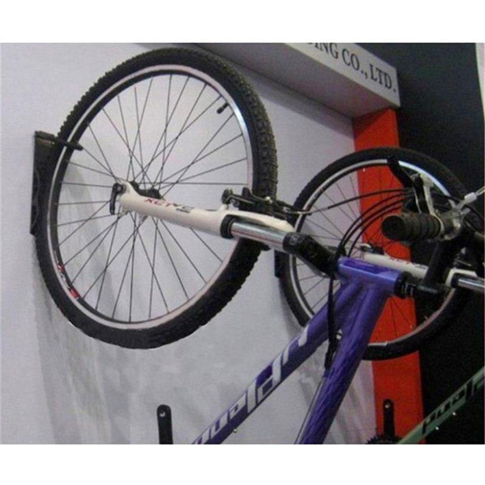TRIXES Bicicleta Gancho de almacenamiento de montaje en rack de montaje en pared x 2/ /Bike Holder Vertical Soporte /Ciclo/