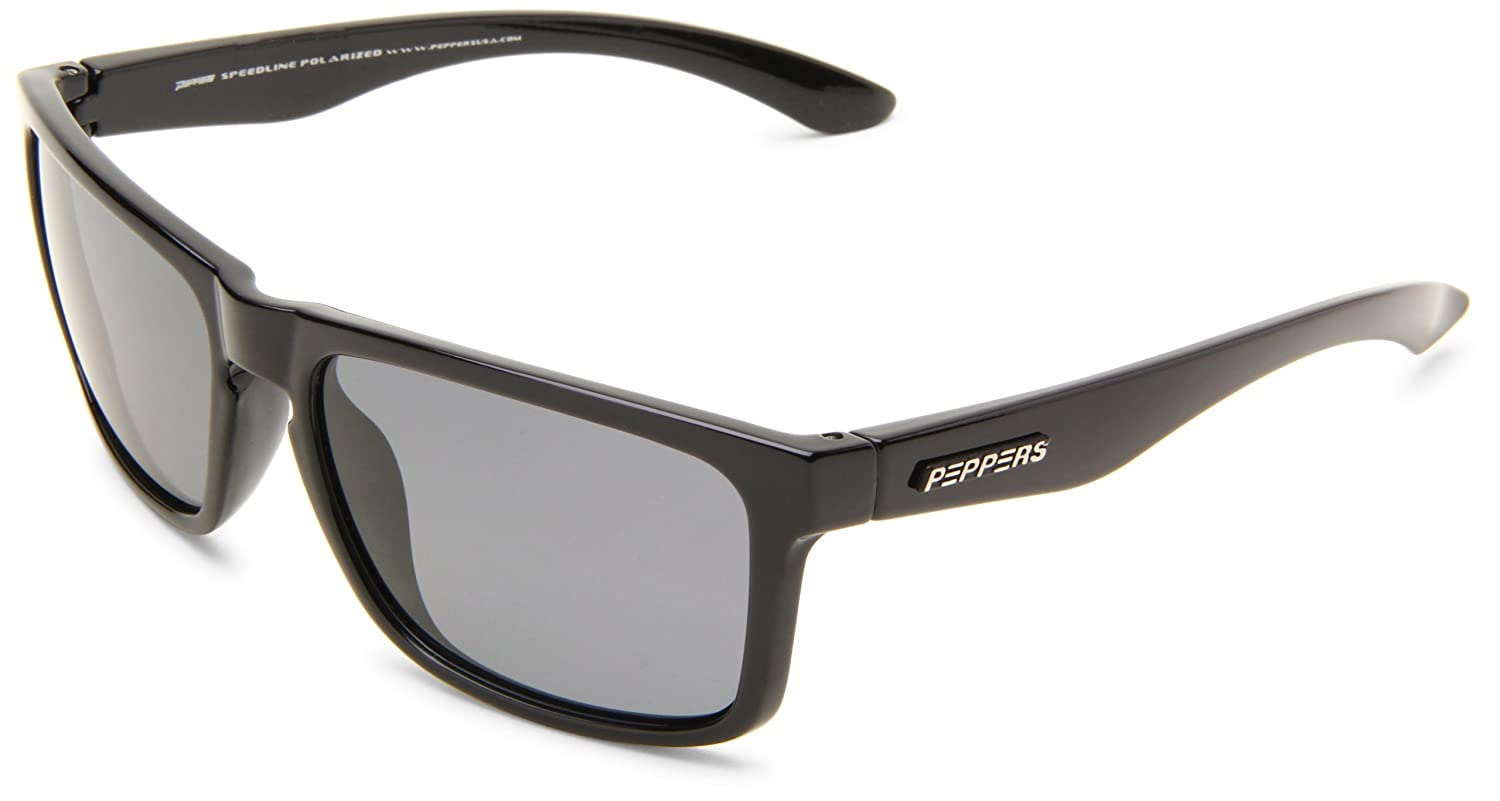 5137957026ac Amazon.com  Pepper s Sunset BLVD Polarized Wayfarer