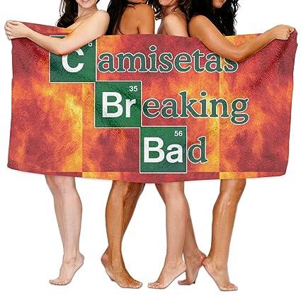 Mkajkkok Camisetas-brba2 Trendy Bath Towel
