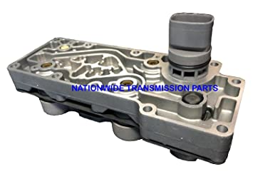 e40d transmission solenoid pack assembly 1995 1997