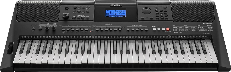 Yamaha Psr E453 61 Key Portable Keyboard Amazon Musical Instruments