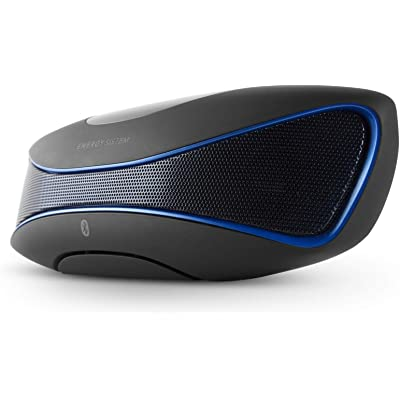 Energy Sistem Music Box BZ3 (Altavoz portátil Bluetooth 4.0, 6W, Radio FM, Lector USB/SD, Display retroiluminado) - Negro
