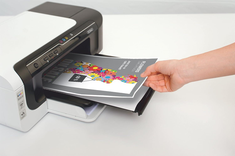 A4, beidseitig beschichtet, gl/änzend, 180 g//m/², 40 Blatt AVERY Zweckform 2789-40 Inkjet Flyer-Papier