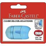 Faber-Castell erasers Faber-Castell Combi 1 Hole Sharpener and Eraser, (81-183692)