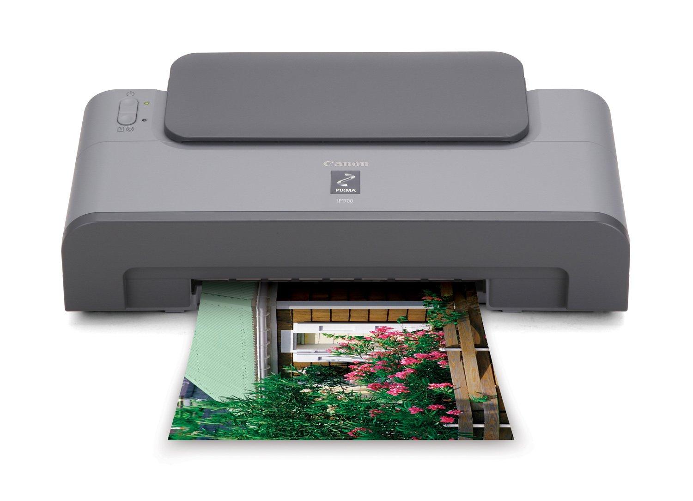 Canon PIXMA iP1700 Photo Inkjet Printer (Gray)