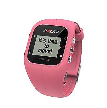 Polar A300 90054242 carcasa de silicona reloj de cuarzo de la mujer