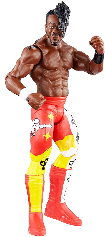 WWE Kofi Kingston Core Figure Series # 94 Mattel GCB52