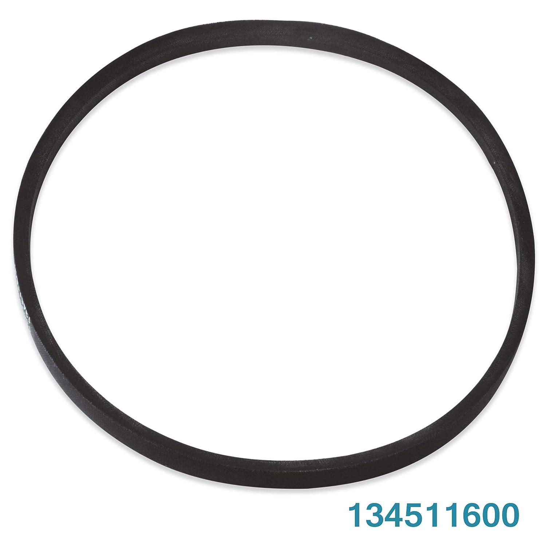 Poweka 134511600 Washing Machine Belt Replacement for Frigidiare, Kenmore Washers 131686100, 13123400 Washer Drive Belt