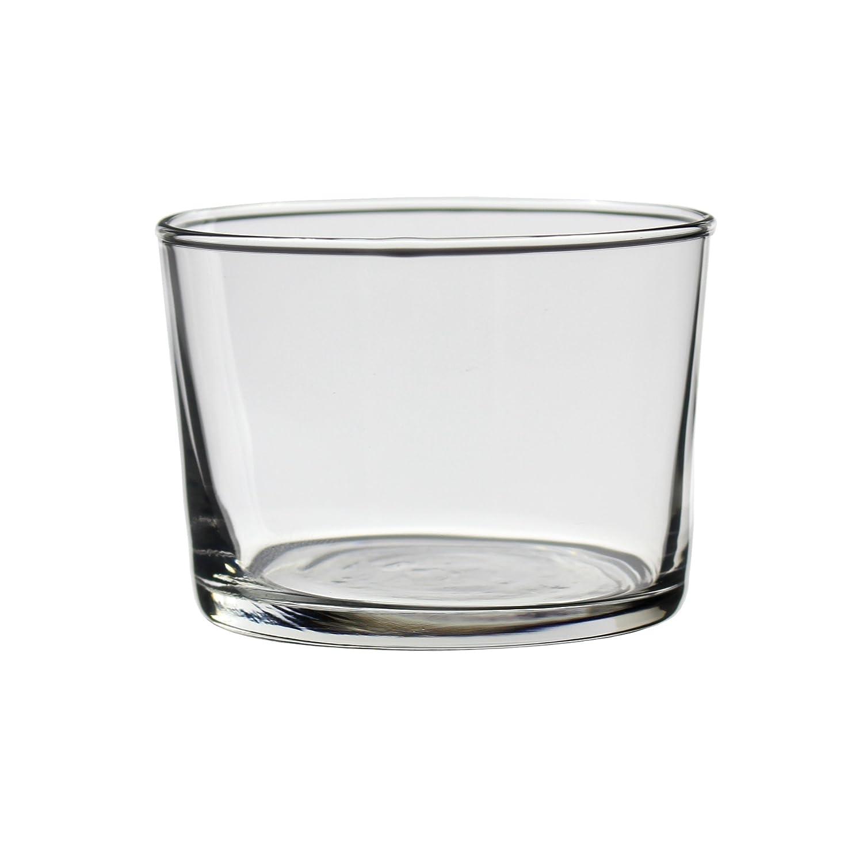 12 Multipurpose Bodega Mini, Superior Quality, Toughened Spanish 22Cl Glass