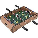 WGW Mini Foot Ball Tabletop Table Game Sets Football Foosball Tables