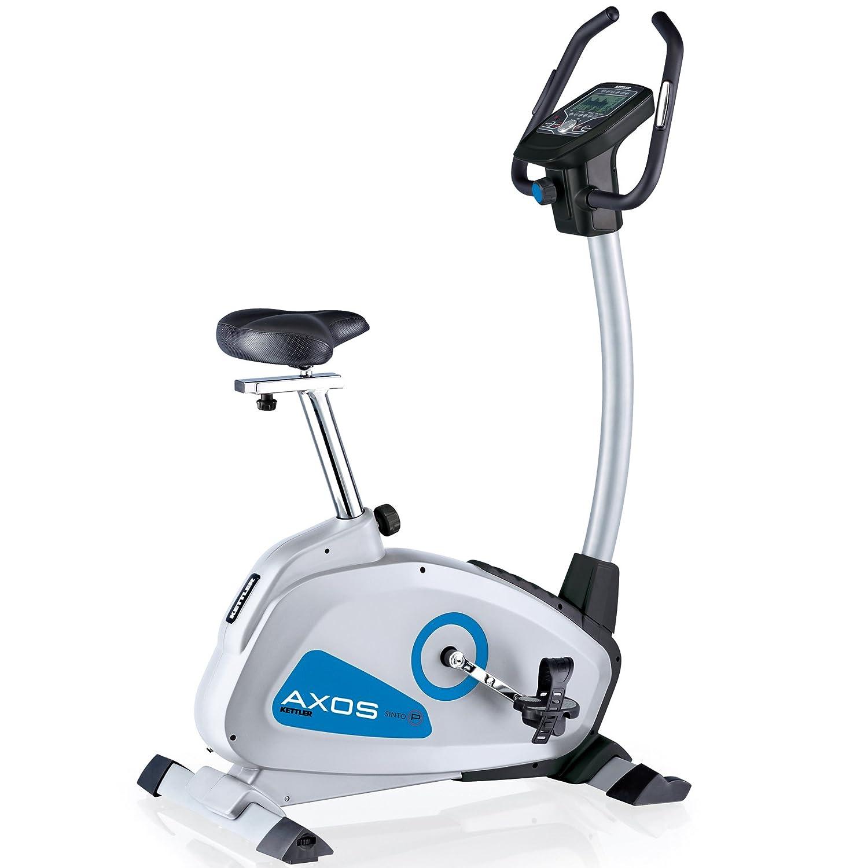 Kettler Viteo P / Sinto P - Elíptica de fitness, color plateado / azul: Amazon.es: Deportes y aire libre