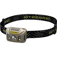 NITECORE (sysmax industriales), 400 lm, nu30 - Linterna frontal, color beige