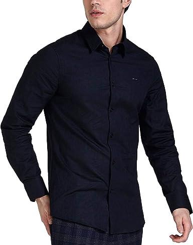 Guess M94H20WC440 - Camiseta de manga larga para hombre, color negro: Amazon.es: Ropa y accesorios