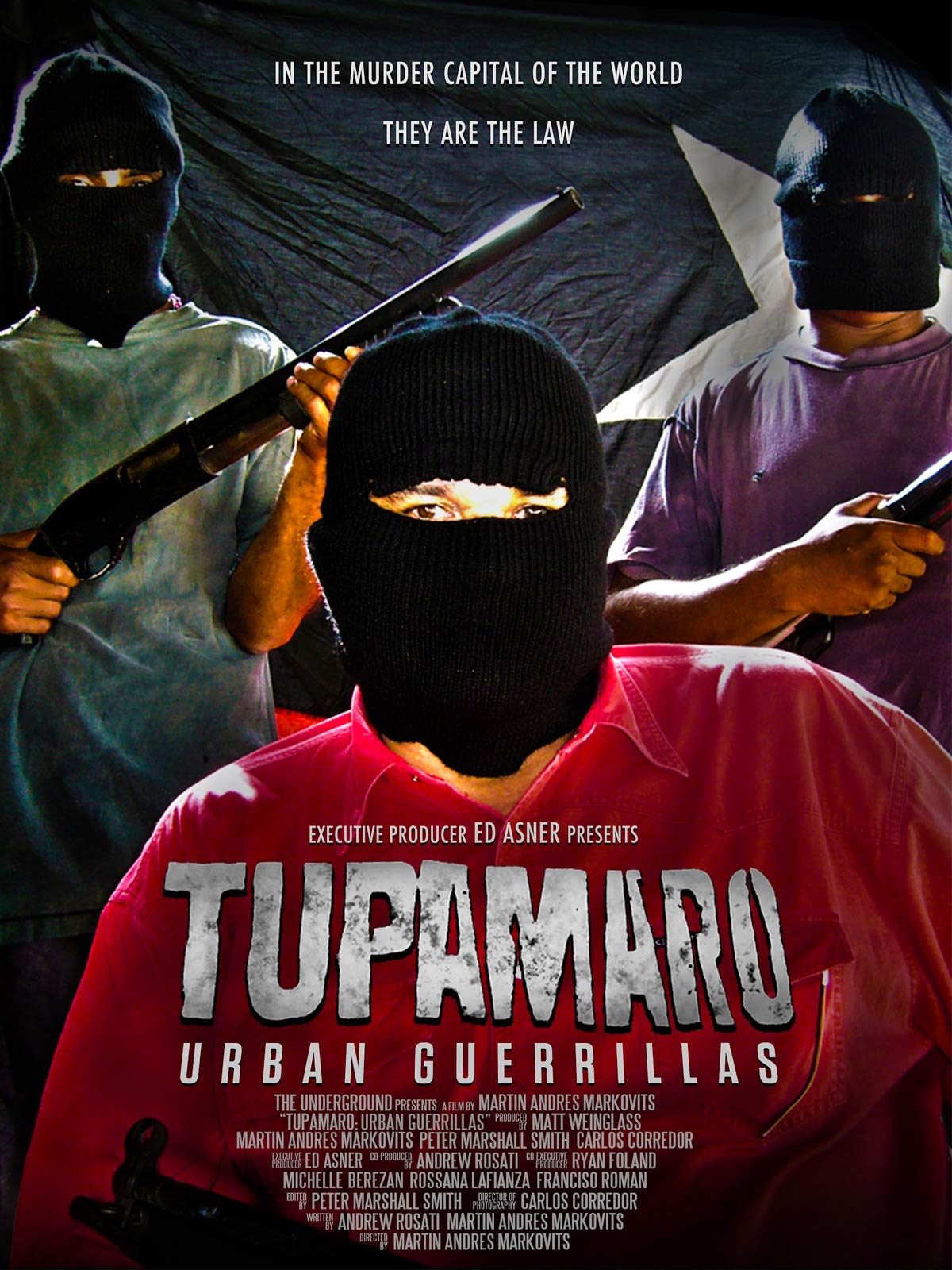 Tupamaro: Urban Guerrillas on Amazon Prime Video UK