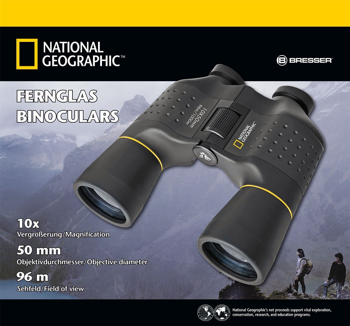 prismaticos national geographic opiniones