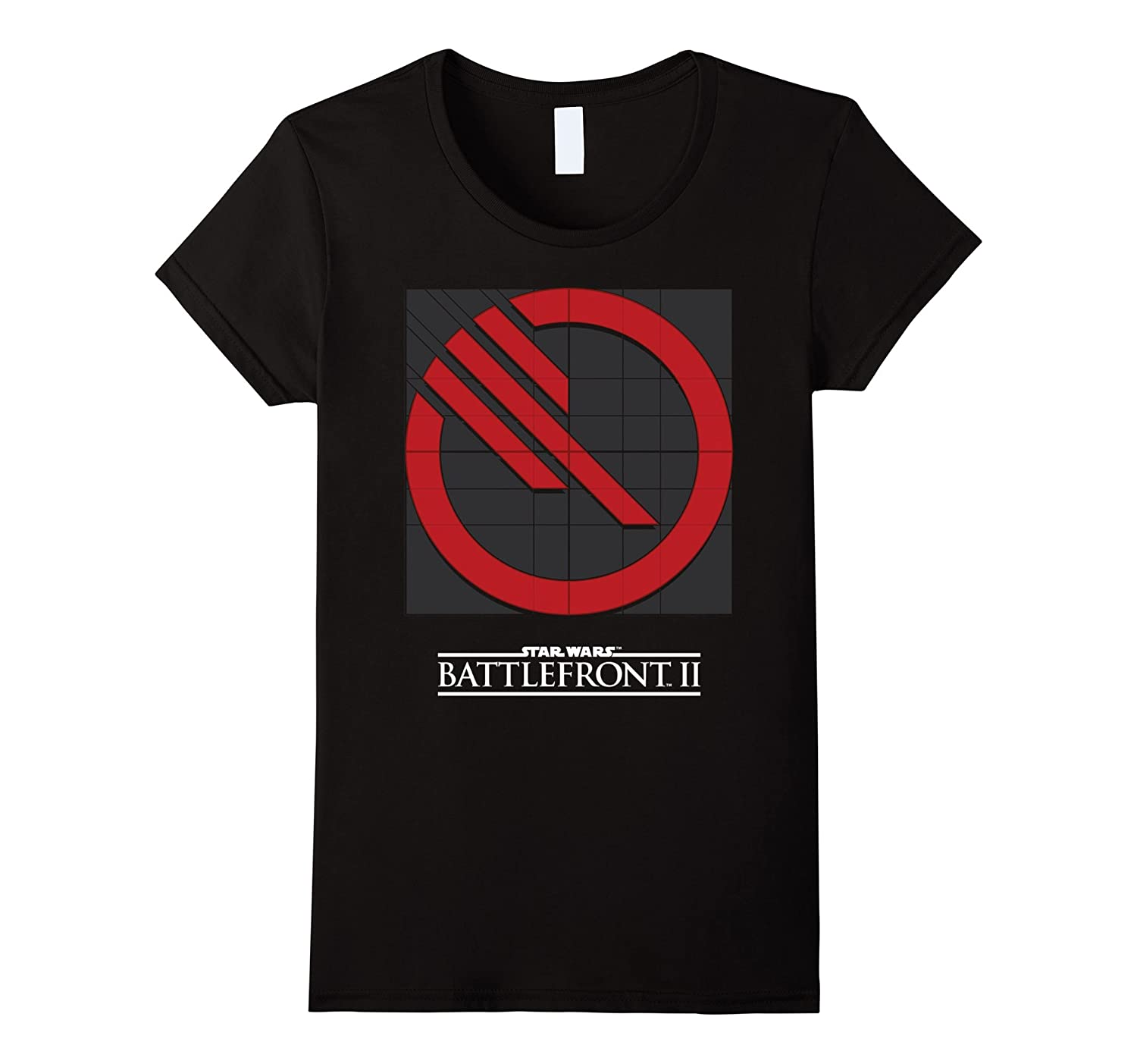 Amazon.com: Star Wars Battlefront II Inferno Squad Logo Graphic T Shirt:  Clothing