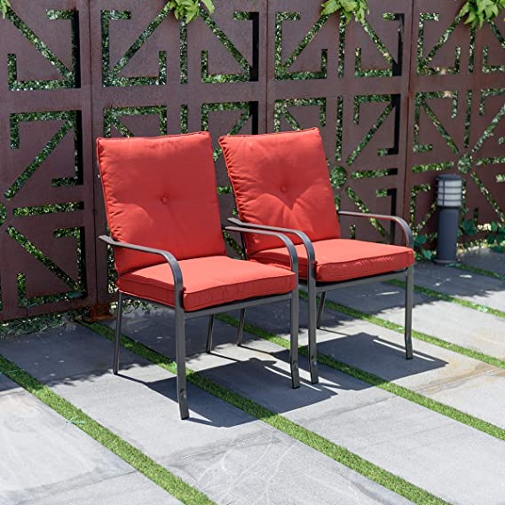 Amazon.com: Giantex - Mesa y sillas para patio al aire libre ...