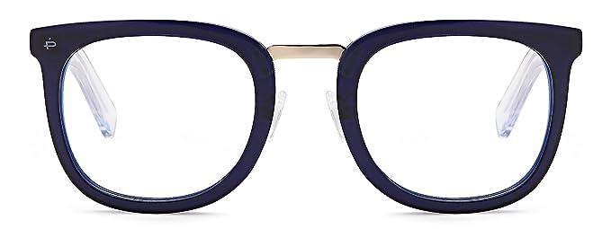 PRIVÉ REVAUX U201cThe Alchemistu201d Handcrafted Designer Eyeglasses With Anti Blue Light  Blocking Lenses