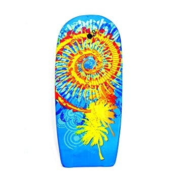 EPS Body Board//Tabla Surf 104 CM-Dibujo caracola-Cocovery19