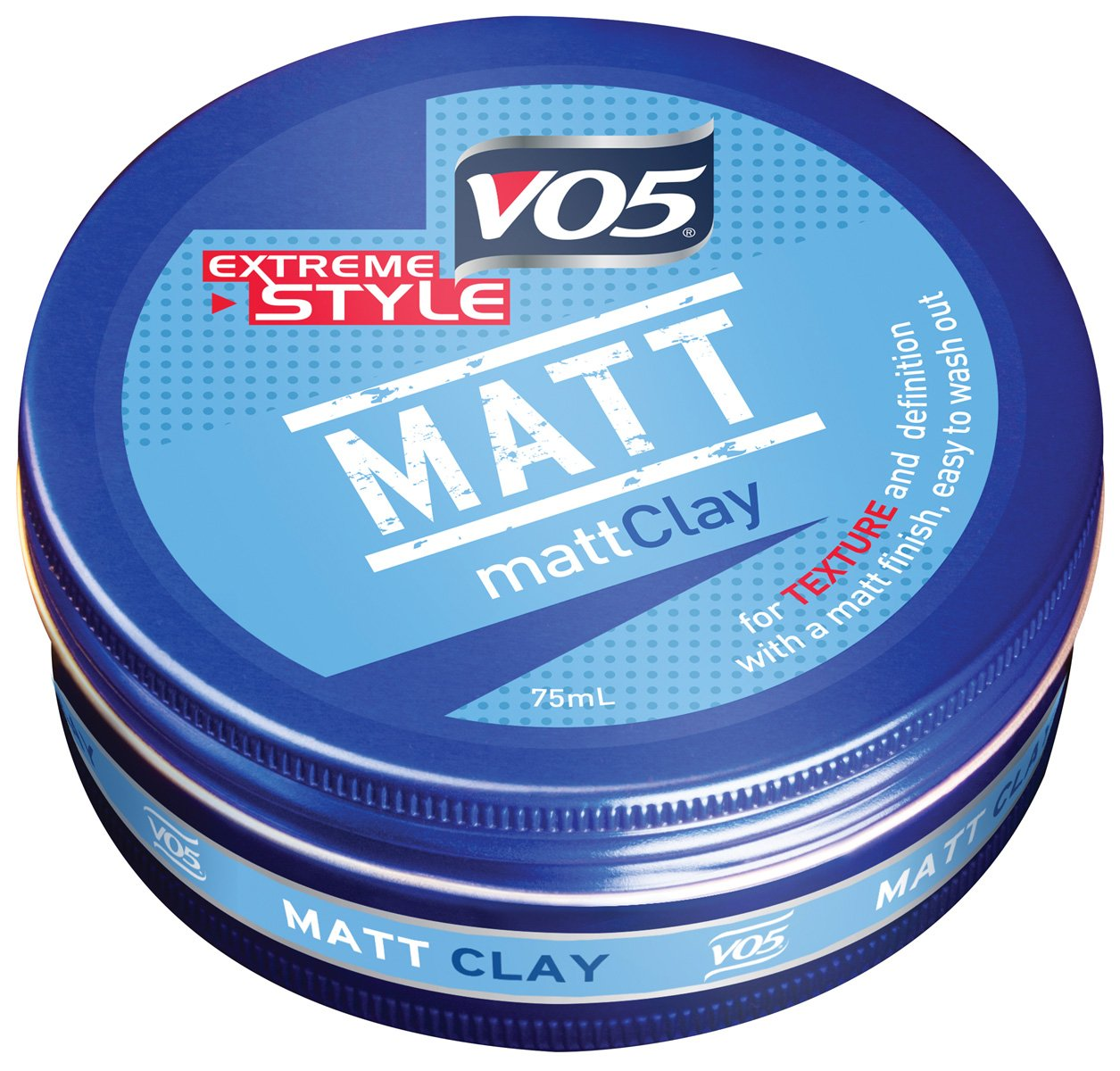 VO5 Extreme Style Matt Clay 75ml Unilever 10005487
