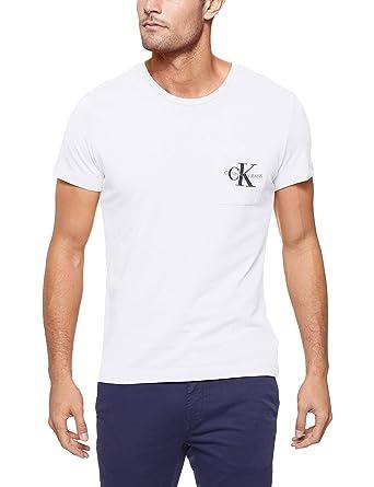 Jeans Klein Pocket Monogram T Calvin Shirt eCorWxBd