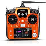 Radiolink AT10II 2.4G 12 Channels RC Transmitter and Receiver R12DS Remote Controller for RC FPV Quad Drone/Fixed Wing…
