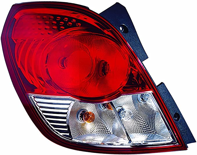 TYC 11-5026-01 Compatible with DODGE Dakota Driver Side Replacement Tail Light Assembly