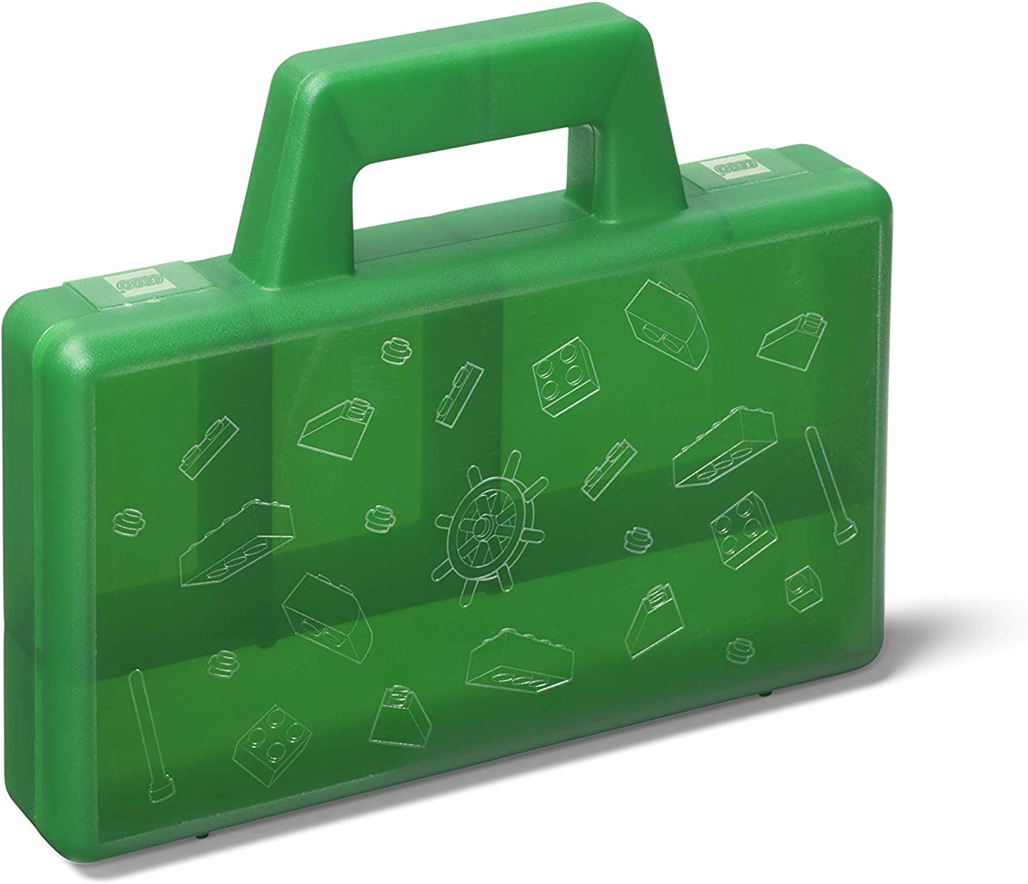 LEGO Sorting Case To Go, Green