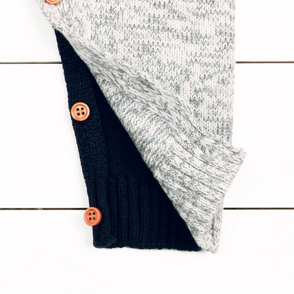 QUICKLYLY Peleles Navidad Bebé Niño Niña Crochet Punto Recién ...