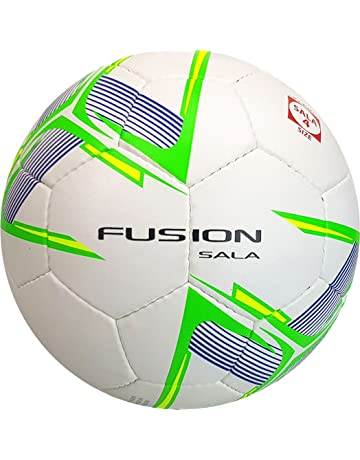 Precision New Fusion Sala Futsal Ball Size 3 4 Weighted Football Low Bounce 6bbccfe074bb5