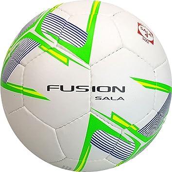 Precision Fusion Sala - Pelota de Fútbol (Tamaño 3, 4 Pesos), 3 ...