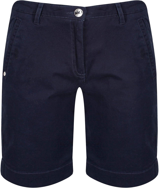 Regatta Mens 2019 Shor Coolweave Cotton Multi-Pocket Shorts 70/% OFF RRP