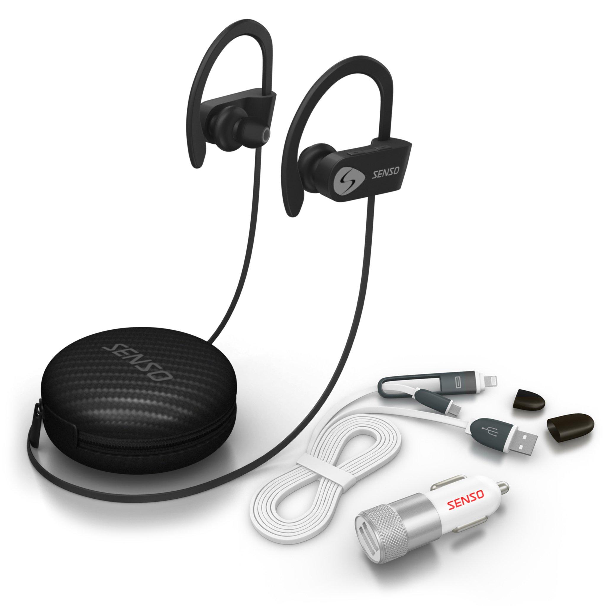 Senso Bluetooth Headphones 0659257974697