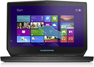 "Alienware 13 ANW13-8636SLV - 13.3"" Touchscreen Gaming Laptop - Intel Core i7 Broadwell / 16GB RAM / 512GB SSD / NVIDIA GeForce GTX 860M / Windows 8.1 / Wi-Fi / Webcam [Discontinued By Manufacturer]"