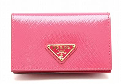 separation shoes 125f0 38e88 Amazon | [プラダ] PRADA SAFFIANO カードケース パスケース ...