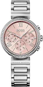 Hugo Boss Casual Watch For Women Analog Stainless Steel - 1502401