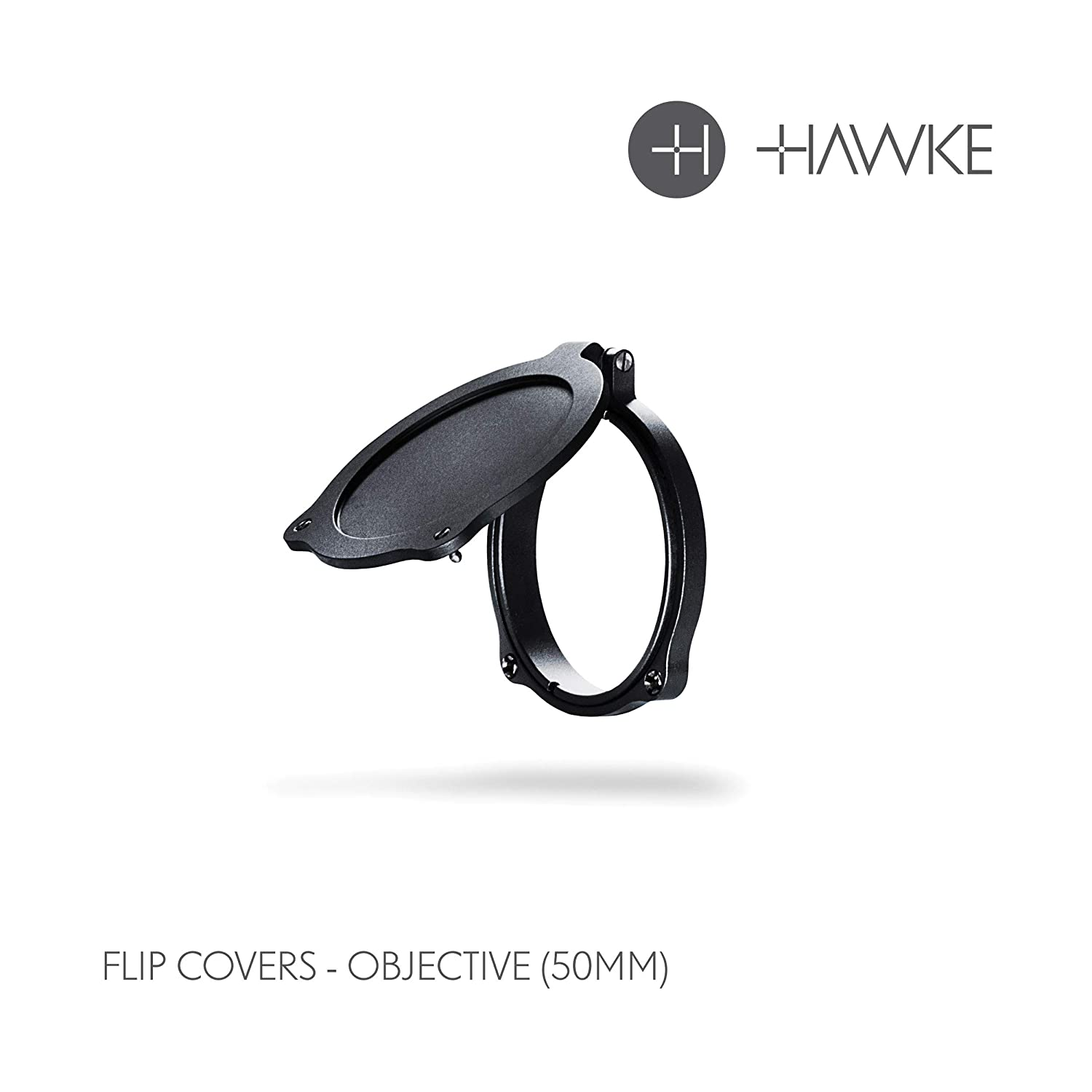 Hawke Flip Covers for 40mm Adjustable Objective Riflescopes